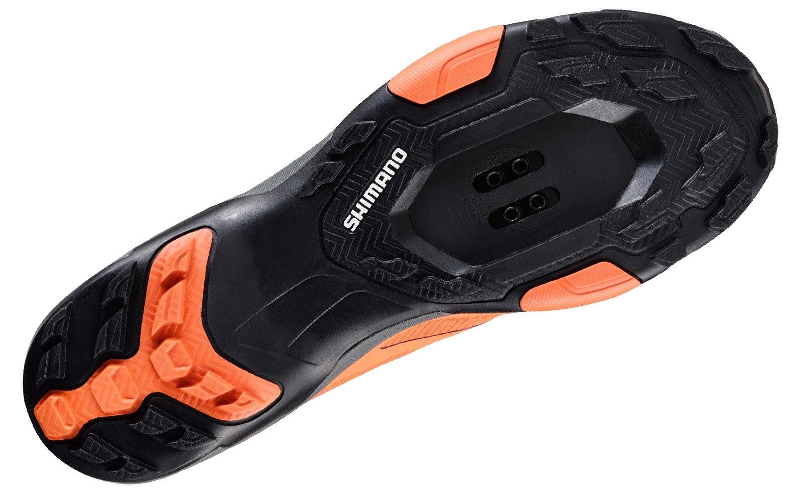 shimano-mt7-spd-mountain-touring-shoes-orange-eshmt7pc420sr00-par-sole